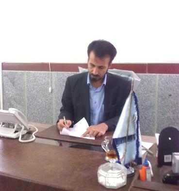 غلامعباس حسنوند- رئیس دانشگاه پیام نور نهاوند